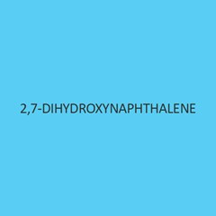 2 7 Dihydroxynaphthalene