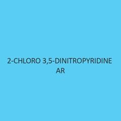 2 Chloro 3 5 Dinitropyridine AR