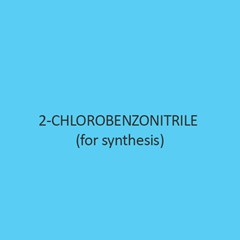 2 Chlorobenzonitrile For Synthesis