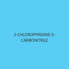 2 Chloropyridine 5 Carbonitrile
