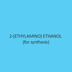 2 (Ethylamino) Ethanol (For Synthesis)