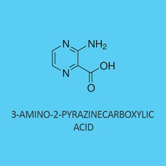3 Amino 2 Pyrazinecarboxylic Acid