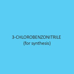3 Chlorobenzonitrile For Synthesis