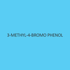 3 Methyl 4 Bromo Phenol