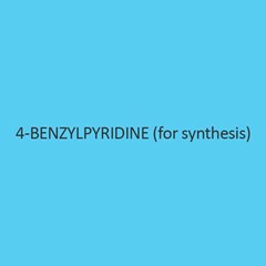 4 Benzylpyridine For Synthesis