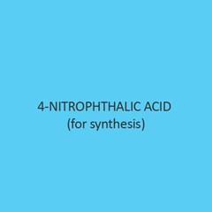 4 Nitrophthalic Acid (For Synthesis)
