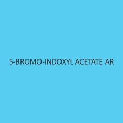 5 Bromo Indoxyl Acetate AR
