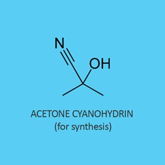Acetone Cyanohydrin for synthesis