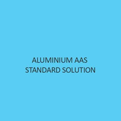 Aluminium AAS Standard Solution