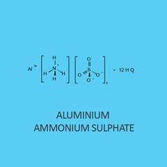 Aluminium Ammonium Sulphate  dodecahydrate