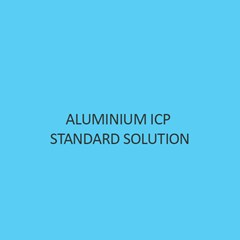 Aluminium ICP Standard Solution 1000mg L In Nitric Acid