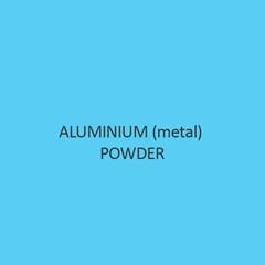 Aluminium Metal Powder