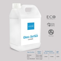 VOOKI Glass Surface Cleaner