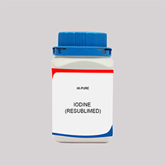Iodine (Resublimed) Hi Pure