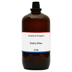 Diethyl Ether AR 2.5ltr