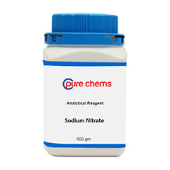 Sodium Nitrate AR 500Gm