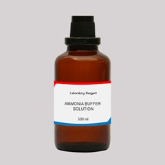 Ammonia Buffer Solution 500ml