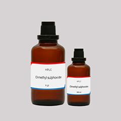 Dimethyl sulphoxide HPLC