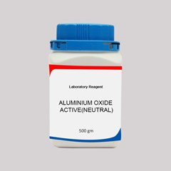 Aluminium Oxide Active(Neutral) Lr 500gm