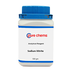 Sodium Nitrite AR 500Gram