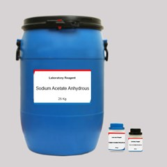 Sodium Acetate Anhydrous LR