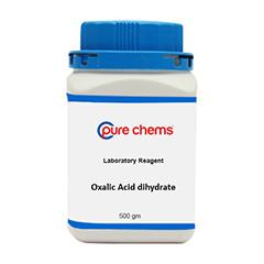 Oxalic Acid dihydrate LR 500Gram
