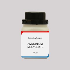 Ammonium Molybdate Lr 100Gm