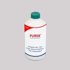 PURER RO 153 High Silica Inhibition RO Antiscalant (High Stress Membrane Antiscalant )
