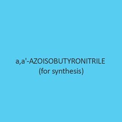 a a Azoisobutyronitrile