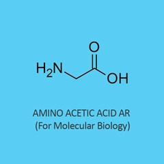 Amino Acetic Acid AR For Molecular Biology
