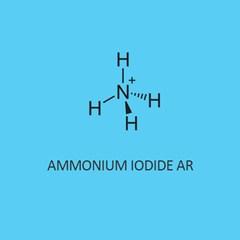 Ammonium Iodide AR (NH4I)