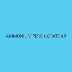 Ammonium Perchlorate AR