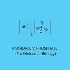 Ammonium Phosphate Dibasic For Molecular Biology