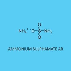 Ammonium Sulphamate AR