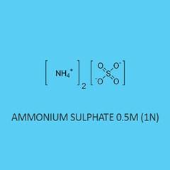 Ammonium Sulphate 0.5M