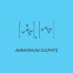 Ammonium Sulphite Crystals
