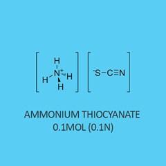 Ammonium Thiocyanate 0.1Mol 0.1N