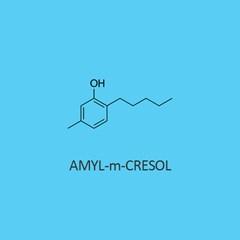 Amyl m Cresol