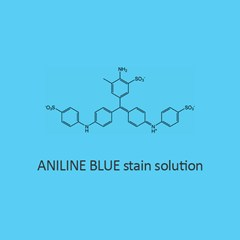 Aniline Blue Stain Solution