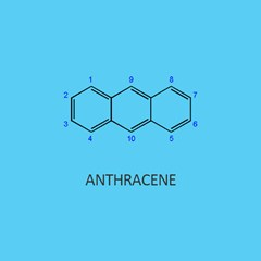 Anthracene Scintillation Grade