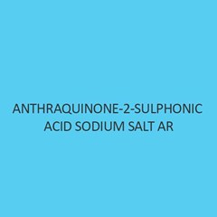 Anthraquinone 2 Sulphonic Acid Sodium Salt AR