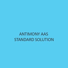 Antimony AAS Standard Solution
