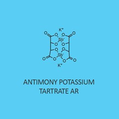 Antimony Potassium Tartrate AR