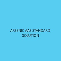 Arsenic AAS Standard Solution