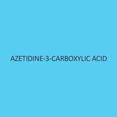 Azetidine 3 Carboxylic Acid