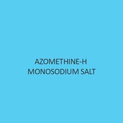 Azomethine H Monosodium Salt Hydrate