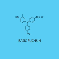 Basic Fuchsin (M.S.)