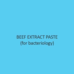 Beef Extract Paste (For Bacteriology) (Lab Lemco Paste)