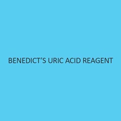 Benedicts Uric Acid Reagent