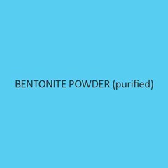 Bentonite Powder (Purified)
